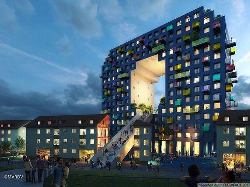 Jetzt neu: Wohnung zum Kauf in Mannheim